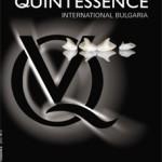 issue 1/2013, Quintessence Int. Bulgaria