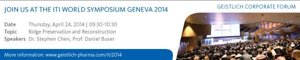 ITI 24-26 april 2014, Geneva