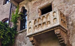 Верона, балкона на Жулиета