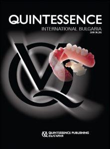 Quintessence Int. BG 4-2018