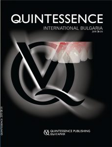 journal Quintessence BG, issue 3/2019